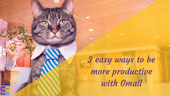 3 ways to be more productive with Gmail